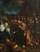Arrest Of Christ 1538