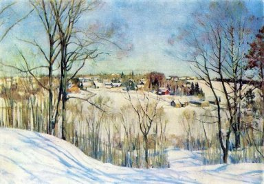 The Winter Day 1910