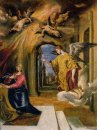 The Annunciation 1576