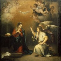 The Annunciation 1680