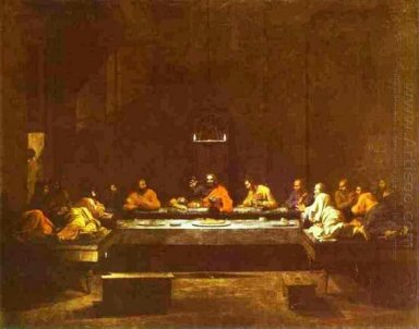 The Last Supper 1649
