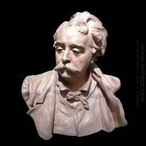 bust of albert ernest carrier belleuse 1882
