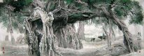 Banyan - Chinese Painting