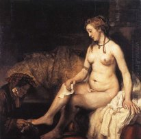 Bathsheba Bathing 1654