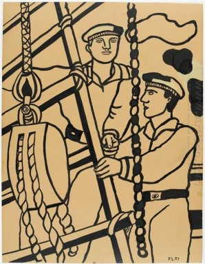 The Two Sailors 1951