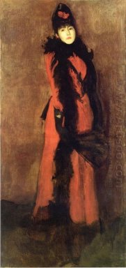 Red And Black The Fan 1894