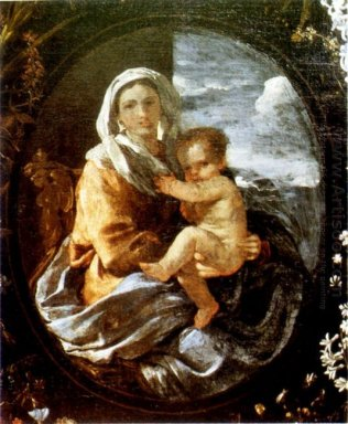 Virgin And Child 1627