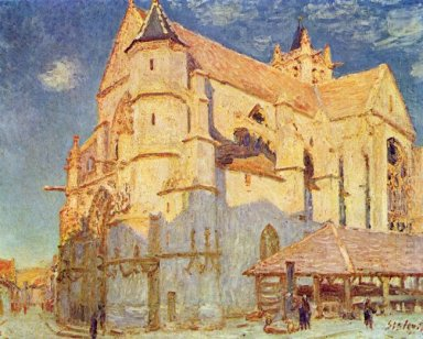 church of moret 1893