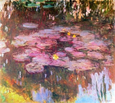 Water Lilies 1917