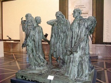 the burghers of calais 2