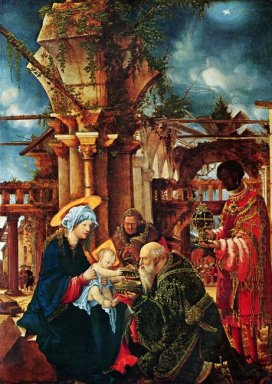 the adoration of the magi 1535