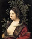 Portrait Of A Young Woman Laura 1506