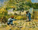First Steps After Millet 1890