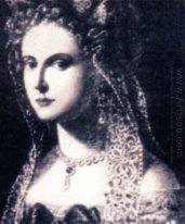 Portrait of Aurora Sanseverino
