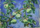 Apples Against The Blue Sky 1930