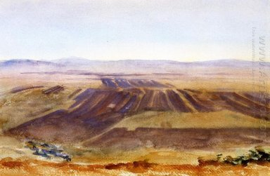 The Plains From Nazareth 1905