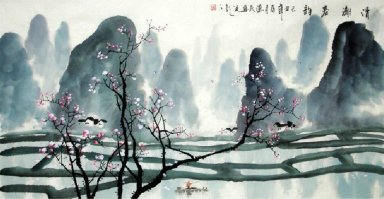 Spring - Chinese Painting