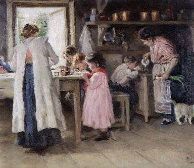 At The Kitchen 1913