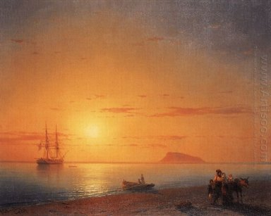 Sea Coast Farewell 1868