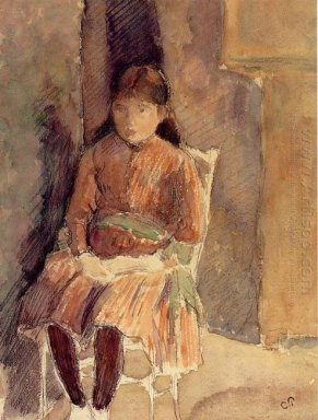portrait of jeanne the artist s daughter