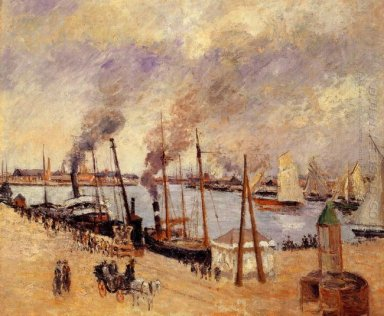 the port of le havre 2 1903