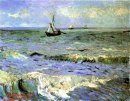 Seascape At Saintes Maries 1888