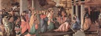 Adoration Of The Magi 1467