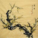 Plum Blossom - Chinese Painting