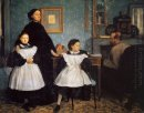 The belleli family 1862