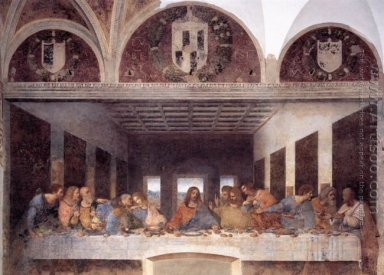 The Last Supper (2) 1498