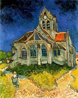Eglise d\'Auvers