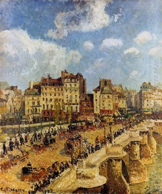 the pont neuf 1902
