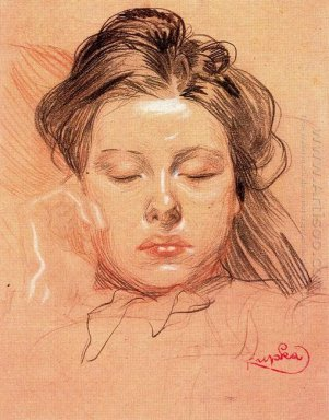 Sleeping Face 1902