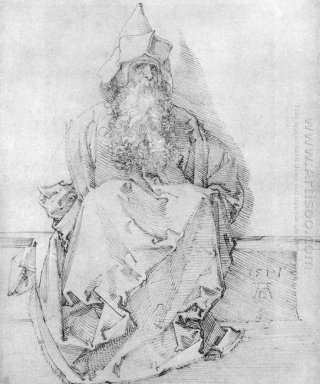 seated prophet 1517