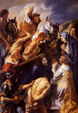 Christ Carrying The Cross 1660