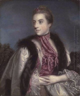 Elizabeth Drax Countess Of Berkeley 1760