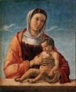 Madonna With The Child 1464
