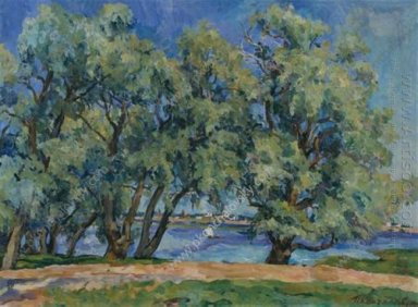 Blue Willows 1926