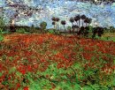 Field With Poppies 1890
