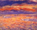 Sunset At Sea 1879