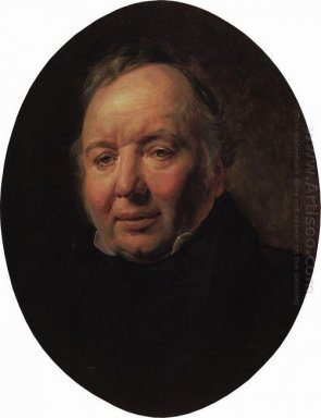 Portrait Of Francesco Ascani