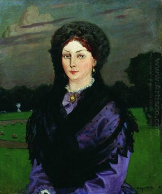 Portrait Of A Woman 1904