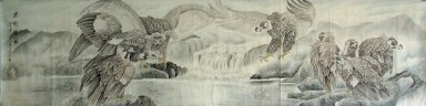 Eagle - Chinese Painting