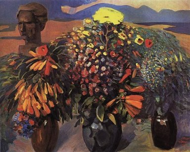 Still Life With Bust 1963