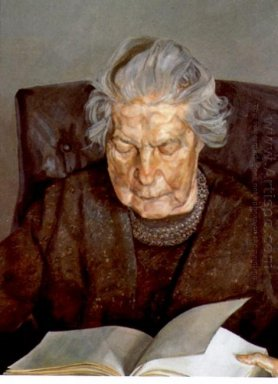 The Painter S Mother Reading 1975