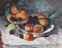 Still Life with Ripe Fruits