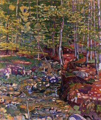 The Forest Near Reichenbach 1903