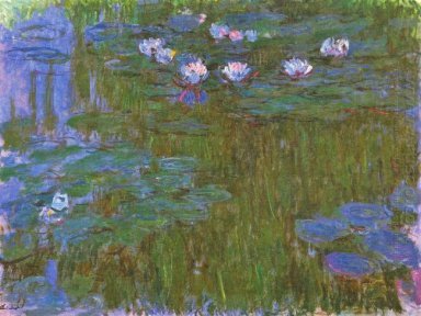 Water Lilies 1917 5