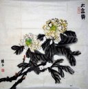 Peony-Big rich - Chinese Painting