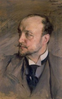 Self Portrait 1892